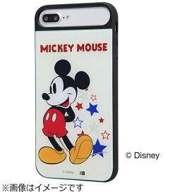 イングレム Ingrem iPhone 8 Plus ディズニーキャラクター耐衝撃ケース キャトル ミッキーマウス1 IQDP76PCC3PCBMK001