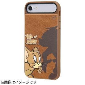 イングレム Ingrem iPhone 8 トムとジェリー耐衝撃ケース トムとジェリー1 IQWP76CC3JBRTJ1
