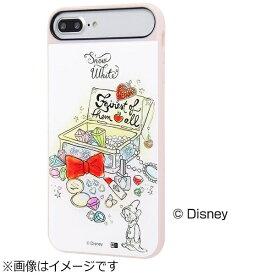 イングレム Ingrem iPhone 8 Plus ディズニーキャラクター耐衝撃ケース キャトル 白雪姫1 IQDP76PCC3PCPSW001
