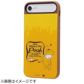 イングレム Ingrem iPhone 8 Plus ディズニーキャラクター耐衝撃ケース キャトル くまのプーさん2 IQDP76PCC3PCBRPO002