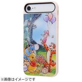 イングレム Ingrem iPhone 8 Plus ディズニーキャラクター耐衝撃ケース キャトル くまのプーさん1 IQDP76PCC3PCPPO001