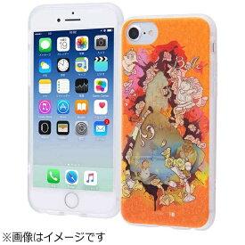 イングレム Ingrem iPhone 8 ディズニーキャラクターTPUソフトケース レイヤー ベル INDP7S6HLBL
