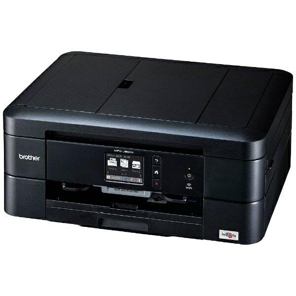 【送料無料】 ブラザー brother A4インクジェットプリンター [USB2.0/無線LAN/有線LAN/メモリーカードスロット] PRIVIO「プリビオ」MFC-J893N