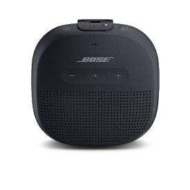 BOSE ボーズ ブルートゥース スピーカー SoundLink Micro ブラック [Bluetooth対応][ボーズ スピーカー SLINKMICROBLK]
