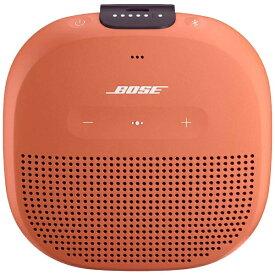 BOSE ボーズ ブルートゥース スピーカー SoundLink Micro オレンジ [Bluetooth対応][ボーズ スピーカー SLINKMICROORG]
