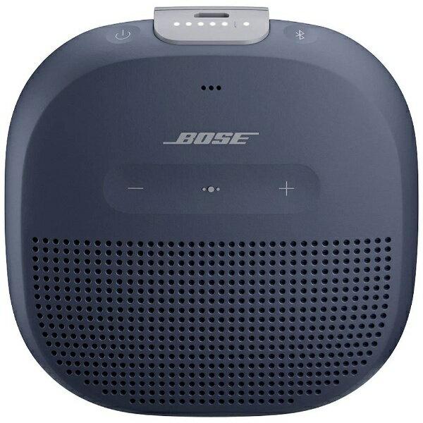 【送料無料】 BOSE ブルートゥーススピーカー (ブルー) SoundLink Micro Bluetooth speaker
