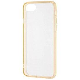レイアウト rayout iPhone 8用 ハイブリッドケース ゴールド RT-P14CC2/GM