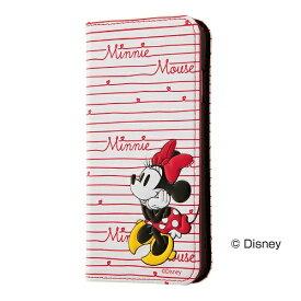 レイアウト rayout iPhone 8用 ディズニー 手帳型ケース スタンディング カーシヴ ミニーマウス RT-DP14T/MN