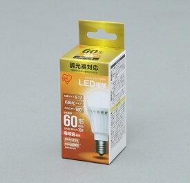 アイリスオーヤマ IRIS OHYAMA 【ビックカメラグループオリジナル】LDA9L-G-E17D6BK LED電球 ECOHiLUX(エコハイルクス) ホワイト [E17 /電球色 /1個 /60W相当 /一般電球形 /広配光タイプ][LDA9LGE17D6BK]【point_rb】