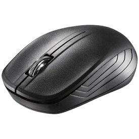 BUFFALO バッファロー BSMRW050BK マウス BSMRW050シリーズ ブラック [IR LED /3ボタン /USB /無線(ワイヤレス)][BSMRW050BK]