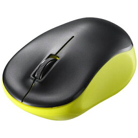 BUFFALO バッファロー BSMRW118LM マウス BSMRW118シリーズ ライム [IR LED /3ボタン /USB /無線(ワイヤレス)][BSMRW118LM]