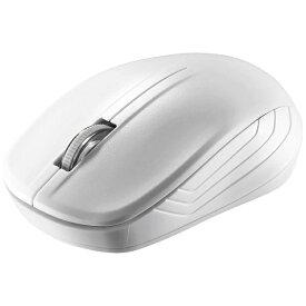 BUFFALO バッファロー BSMRW050WH マウス BSMRW050シリーズ ホワイト [IR LED /3ボタン /USB /無線(ワイヤレス)][BSMRW050WH]