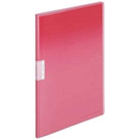 コクヨ KOKUYO クリヤーブック「モッテ」(固定式) A4縦 20枚ポケット ラ-LM20P ピンク