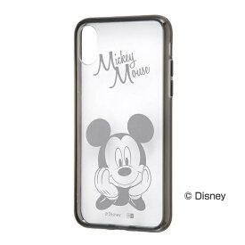 レイアウト rayout iPhone X用 ディズニー ハイブリッドケース ミッキーマウス RT-DP16U/MKM