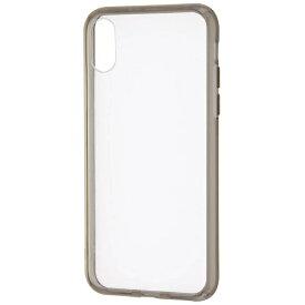 レイアウト rayout iPhone X用 ハイブリッドケース ブラック RT-P16CC2/BM