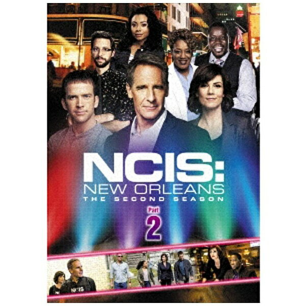 【送料無料】 NBCユニバーサル NCIS:ニューオーリンズ シーズン2 DVD-BOX Part2 【DVD】