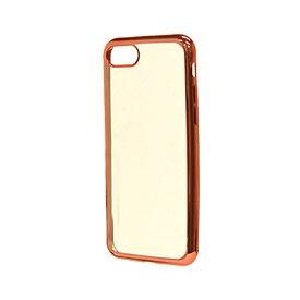 ラスタバナナ RastaBanana iPhone 8 サイドメッキTPUケース ローズゴールド 3457IP7SA