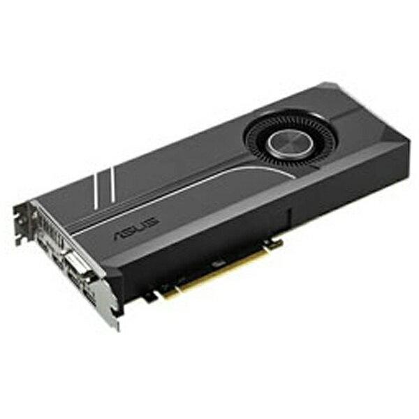 【送料無料】 ASUS グラフィックボード NVIDIA GeForce GTX 1060搭載 PCI-Express TURBO-GTX1060-6G[6GB/GeForce GTXシリーズ]
