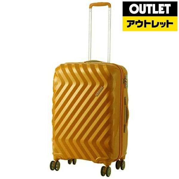 【送料無料】 アメリカンツーリスター 【アウトレット品】TSAロック搭載スーツケース ZAVIS(102L)I25*003 イエロー【外装不良品】I2526003【kk9n0d18p】