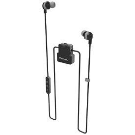 パイオニア PIONEER bluetooth イヤホン カナル型 GRAY SE-CL5BT [リモコン・マイク対応 /ワイヤレス(左右コード) /Bluetooth][SECL5BTH]