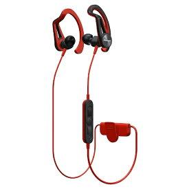 パイオニア PIONEER イヤホン 耳かけ型 RED SE-E7BT [リモコン・マイク対応 /ワイヤレス(左右コード) /Bluetooth][SEE7BTR]