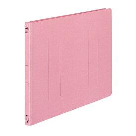 コクヨ KOKUYO [ファイル] フラットファイルV 樹脂製とじ具・15mmとじ(色: ピンク、サイズ: B4-E) フ-V19P