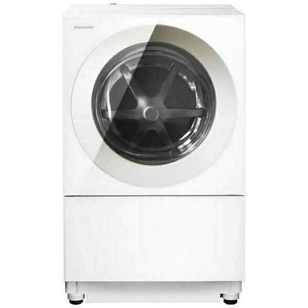 【標準設置費込み】 パナソニック [左開き]ドラム式洗濯乾燥機 (洗濯7.0kg/3.0乾燥kg)「キューブル」 NA-VG720L-N シャンパン[NAVG720LN] panasonic