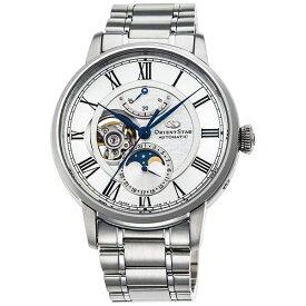 オリエント時計 ORIENT オリエントスター(Orient Star)「メカニカルムーンフェイズ」 RK-AM0005S