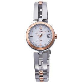 オリエント時計 ORIENT [ソーラー時計]イオ(iO) 「ナチュラル&プレーン」  RN-WG0002S