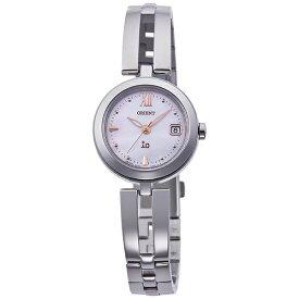 オリエント時計 ORIENT [ソーラー時計]イオ(iO) 「ナチュラル&プレーン」  RN-WG0003S