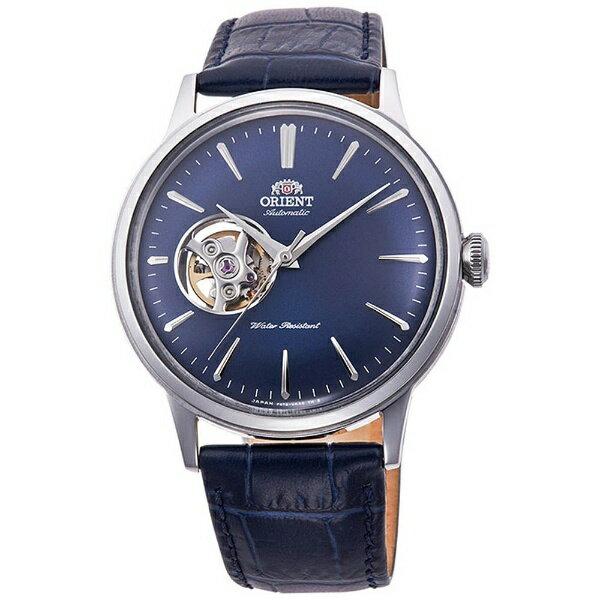 【送料無料】 オリエント時計 オリエント(Orient)クラシック 「セミスケルトン」 RN-AG0008L