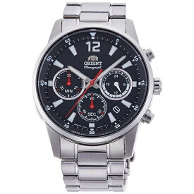 オリエント時計 ORIENT オリエント(Orient)スポーティ 「クロノグラフ」 RN-KV0001B