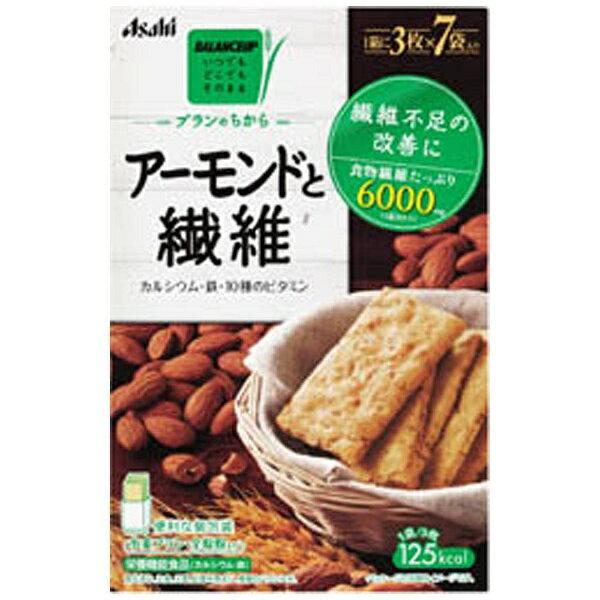 アサヒG食品 BALANCEUP(バランスアップ) ブランのちから アーモンドと繊維 210g