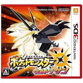 任天堂 Nintendo ポケットモンスター ウルトラサン【3DSゲームソフト】