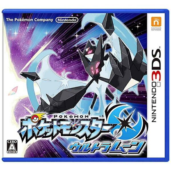 任天堂 ポケットモンスター ウルトラムーン【3DSゲームソフト】