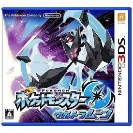 任天堂 Nintendo ポケットモンスター ウルトラムーン【3DSゲームソフト】