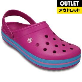 クロックス Crocs 【アウトレット品】Crocband M4W6(サイズ:22cm)Vibrant Violet【生産完了品】Crocband Vibrant Violet M4W6