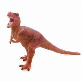 フェバリット Favorite 恐竜 ティラノサウルス ビニールモデル レッド