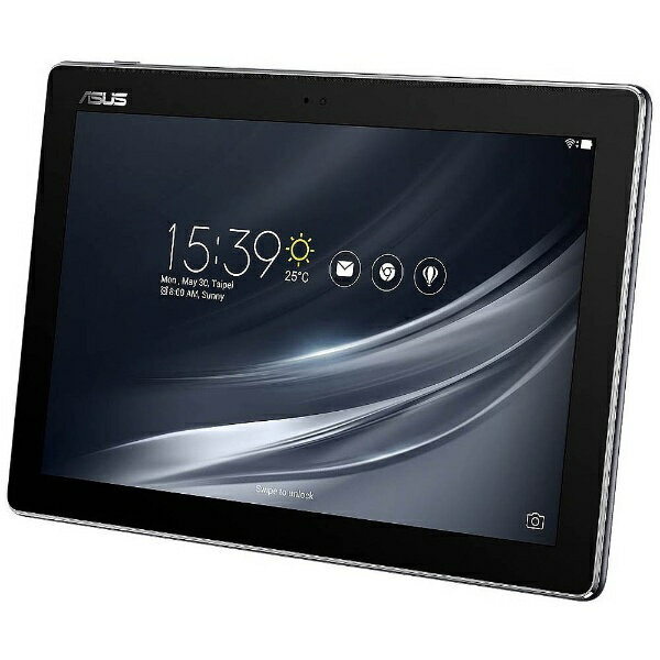【送料無料】 ASUS Androidタブレット[10.1型ワイド・ストレージ 16GB] ASUS ZenPad 10 Z301M-GY16 (2017年秋モデル・アッシュグレー)[Z301MGY16]