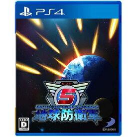 ディースリー・パブリッシャー D3 PUBLISHER 地球防衛軍5【PS4ゲームソフト】