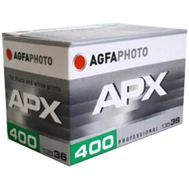AGFA アグフア 【モノクロ】APX400 135-36[APX4011]