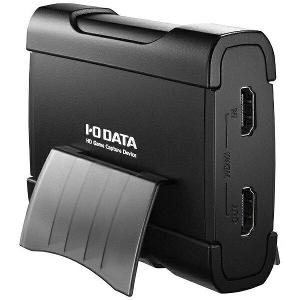 I-O DATA アイ・オー・データ ソフトウェアエンコード HDMIキャプチャー GV-USB3/HD[GVUSB3HD]