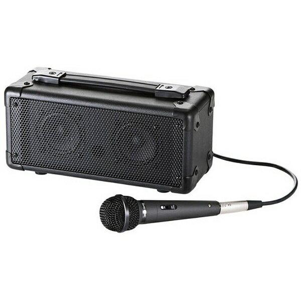 【送料無料】 サンワサプライ マイク付き拡声器スピーカー(Bluetooth対応) MM-SPAMPBT