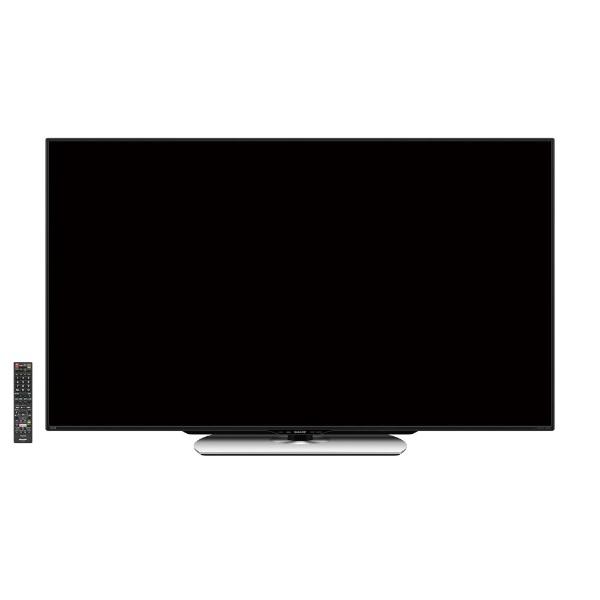 【送料無料】 シャープ 60V型 地上・BS・110度CSチューナー内蔵 4K対応液晶テレビ AQUOS(アクオス) LC-60U45(別売USB HDD録画対応)