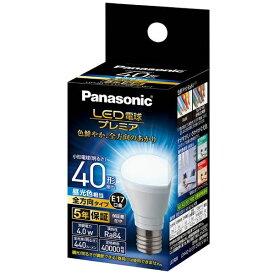 パナソニック Panasonic LDA4D-G-E17/Z40E/S/W/2 LED電球 小形電球形 プレミア ホワイト [E17 /昼光色 /1個 /40W相当 /一般電球形 /全方向タイプ][LDA4DGE17Z40ESW2]