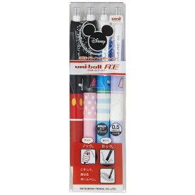 三菱鉛筆 MITSUBISHI PENCIL [ゲルインクボールペン]ユニボール R:E(ボール径:0.5mm) URN-200D-05 4C