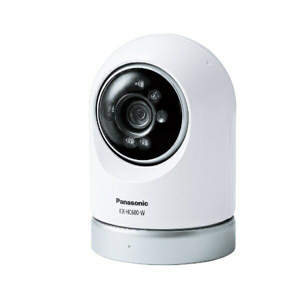 パナソニック Panasonic ホームネットワークシステム「スマ@ホーム システム」 屋内スイングカメラ KX-HC600-W[KXHC600W] panasonic