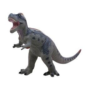 フェバリット Favorite 恐竜 羽毛ティラノサウルス ビニールモデル グレー