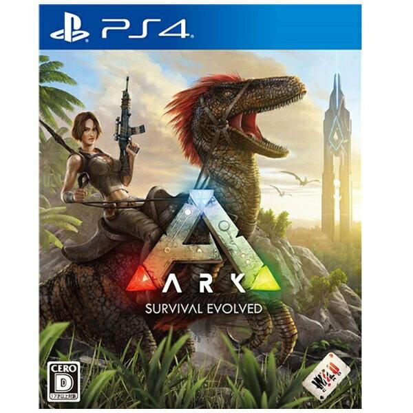 【2017年10月26日発売】 【送料無料】 スパイクチュンソフト ARK: Survival Evolved【PS4ゲームソフト】