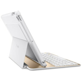 BELKIN ベルキン F5L904qeWGW キーボード Ultimate Lite Keyboard White [Bluetooth /ワイヤレス][F5L904QEWGW]